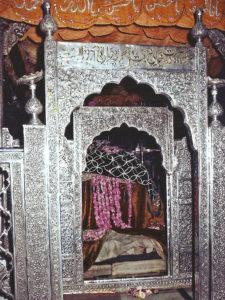 Front view of Tomb of Khwaja Gharib Nawaz (R.A) - Ajmer Sharif