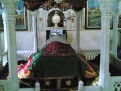 Tomb of Hazrath Khwaja Hussamuddin Chishty ,Jigar Sokhta (R.A) (Sambhar Sharif)