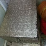 Blessed Container (Sadooq) contains Tabarukaat (Relics) of Khwaja Gharib Nawaz (R.A)